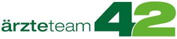 Ärzteteam42 Logo